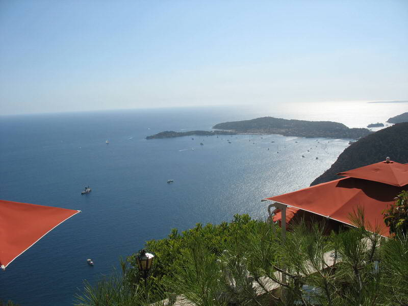 Cap Ferat from Eze